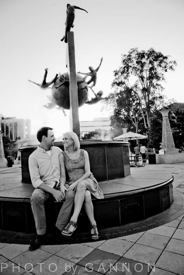 engagement portraits atlanta