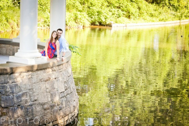 piedmont park wedding photographer