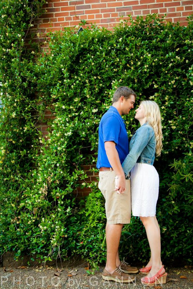 marietta ga engagment portrait session