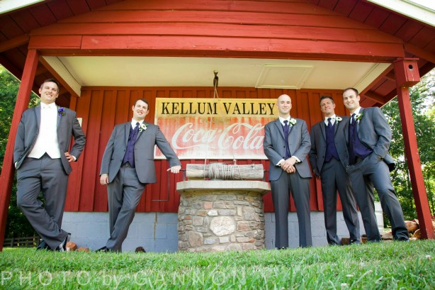 kellum valley wedding