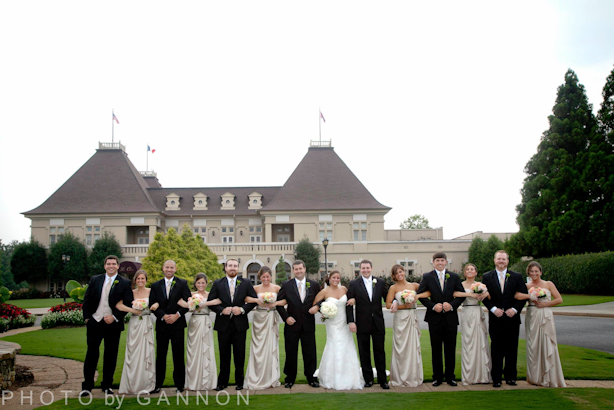chateau elan wedding photographers