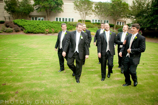 golf course wedding atlanta