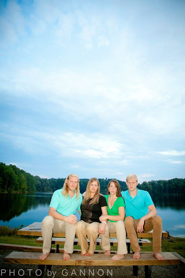 family photos clarkesville ga