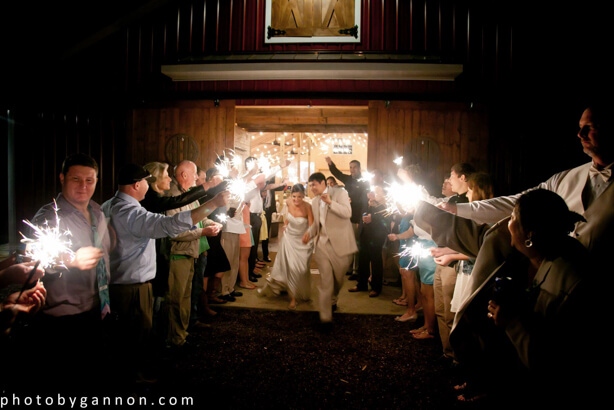 corry house weddings
