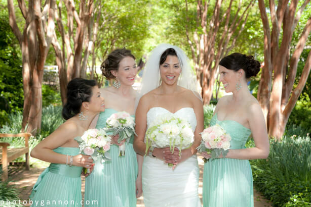 wedding atlanta botanical gardens