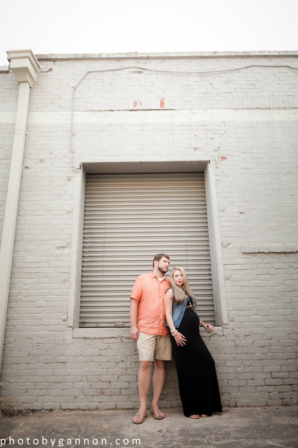 atlanta maternity photos
