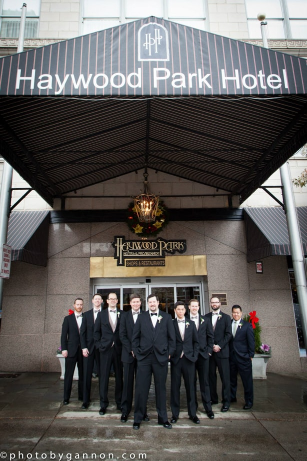 Heywood park wedding