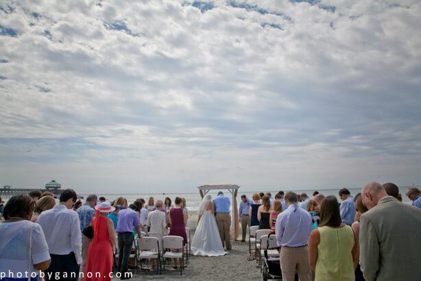 Tides Folly Beach Weddings